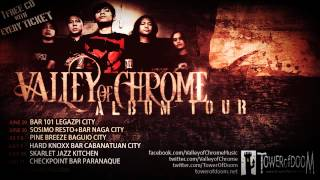 Valley Of Chrome - Pangako Music Video Teaser
