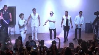 """Los chicos de CNCO en vivo con Radio Tiempo - Tan Fácil (Tu Me Miras)"""""""
