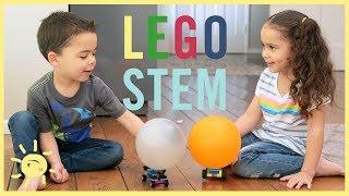 PLAY | 3 Lego STEM Activities!