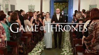 Game of Thrones para Casamento na Entrada dos Padrinhos | Quarteto de Cordas para Casamento