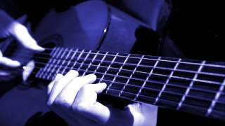 Acoustic backing track in B Minor/D Major