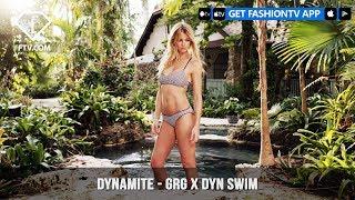 Dynamite Clothing presents GARAGE X DYNAMITE Swim Collaboration | FashionTV | FTV