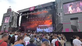 Morcheeba-Trigger hippie(Volt festival 2014)