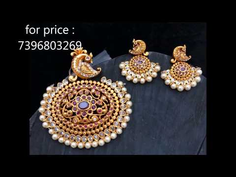 3f5ba1a3d9a Download thumbnail for latest 1 gm gold earrings