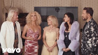 Little Big Town - Sugar Coat (Making Of The Video)