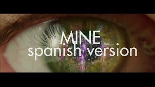 Bazzi - Mine (Spanish Version) - Cover en Español