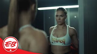 WWE 2K19:  Ronda Rousey Announce Trailer - 2K | EB Games
