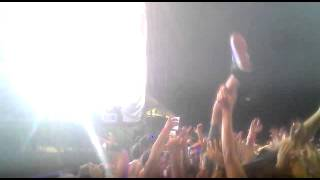 The Crystal Method - Play For Real (Dirtyphonics Remix) (Crowd Surfing) @Creamfields Andalucía 2012