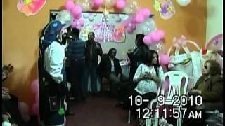 UN PEQUEÑO ANECDOTA DEL BABY SHOWER DE MI HIJA