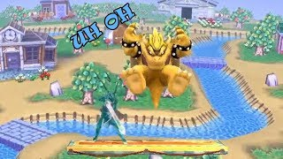 Crushing Counters in Smash 4 #2