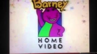 Opening to Barney & Friends The Complete Third Season (Tape 2, Episode 1)