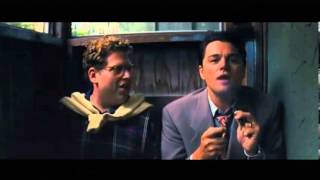 Wolf of Wall Street - Clip - Crack Smoking Scene