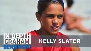 Kelly Slater: I beat guys twice my age as a kid