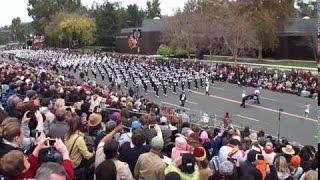 Penn State University Blue Band - 2017 Pasadena Rose Parade