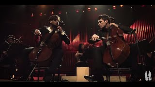 2CELLOS - Vivaldi Concerto for 2 violins in A minor (1st movement)