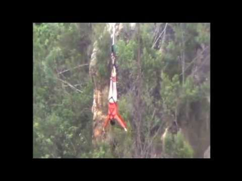 Bungy Jump, Bloukrans Bridge, South Africa (Utsav)