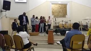 Agradecer - Família Menezes (cover - Expressão Vocal)