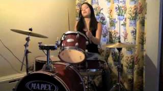 Piper Curda-Drumming Demo Reel