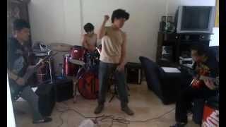 The Ramones - Blitzkrieg Bop (cover)