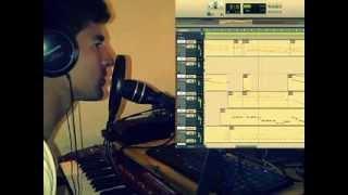 solo por amor - SAMO (cover Nico Bustamante) Proo tools SE