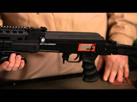 Video: Cybergun AK47 Kalashnikov AEG - RFR Episode 43 | Pyramyd Air