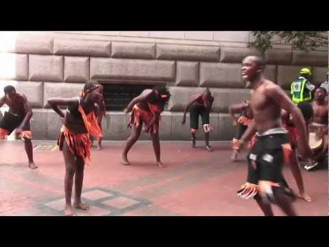 South Africa. Part8. Dance