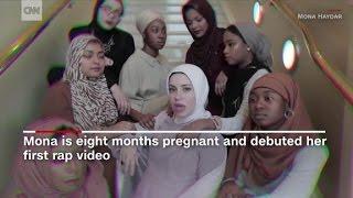 Muslim women rap against intolerance