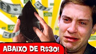 15 jogos ÉPICOS ABAIXO de R$30,00 🤓💰