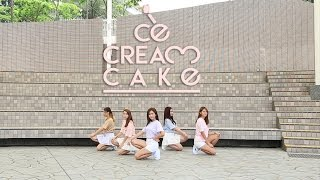 Red Velvet 레드벨벳_Ice Cream Cake_Dance Cover By Girlz Diary