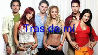 RBD- mix of songs