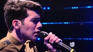 """Yoandri Cabrera Sings """"El Próximo Viernes"""" by Espinoza Paz"""