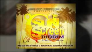 SHANE HOOSONG - HAVING A PARTY (SUNSCREEN RIDDIM)