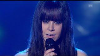 Natasha Lucia Born - My Immortal - Blind Audition - The Voice of Switzerland 2014