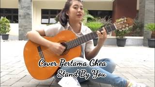 Stand By You - Ghea Indrawari (Cover Pertama Ghea)