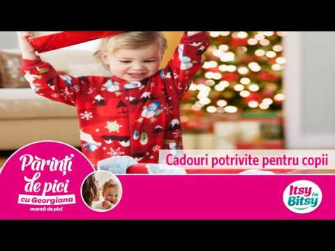 Cadouri potrivite pentru copii