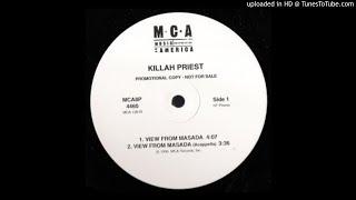 Killah Priest - Views From Masada - Acapella