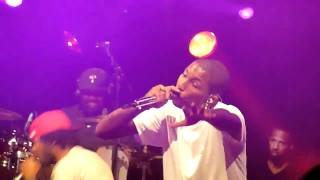 N.E.R.D  live in Koko - she wants to move - London 2010