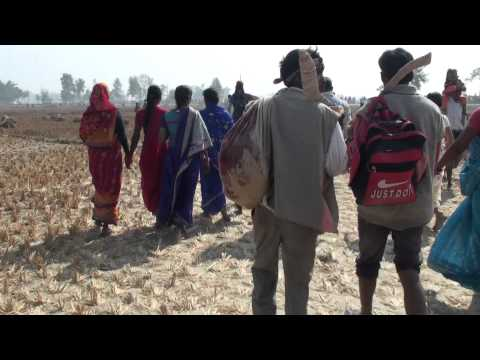 Gadhimai Festival – The Butcher and his Bag o' Gore (www.travelyourassoff.com)