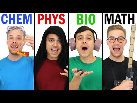 SCIENCE WARS - Acapella Parody - YouTube