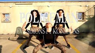 Amazing Kids Dancing To Policeman Eva Simons ft Konshens | Eti Esther Swisa | Kids Choreography