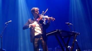 Andrew Bird - Puma, live in London 2016
