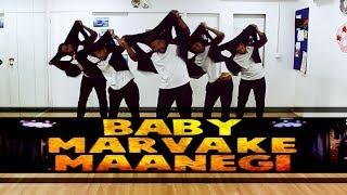 Baby Marvake Maanegi - Raftaar   Nora Fatehi   Remo D'souza   India's first DANCEHALL   @Ajay sakpal