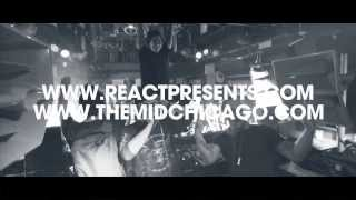 GRANDTHEFT & CAKED UP at the MID | React Presents