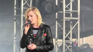 """Mela Koteluk """"Fastrygi""""2016 live concert Wrocław Poland 3 Majówka we Wrocławiu"""