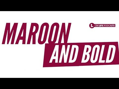 Maroon & Bold S8 E8: Draft Day (Video Podcast)