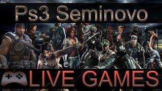 Playstation 3 Seminovo com jogos excelente preço Loja Live Games São Leopoldo
