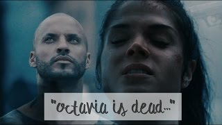 "● Lincoln & Octavia || ""Octavia is dead..."" [4x06] ●"