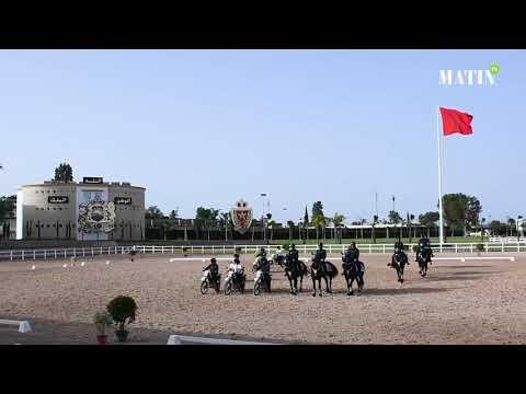 Video : Inauguration à Kénitra du club équestre de la Sûreté Nationale