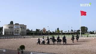 Inauguration à Kénitra du club équestre de la Sûreté Nationale