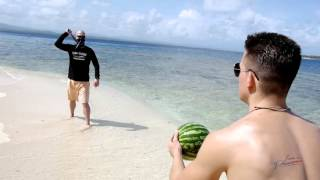 Isla Anzuelo, San Blas - The Fruit Ninja Trip